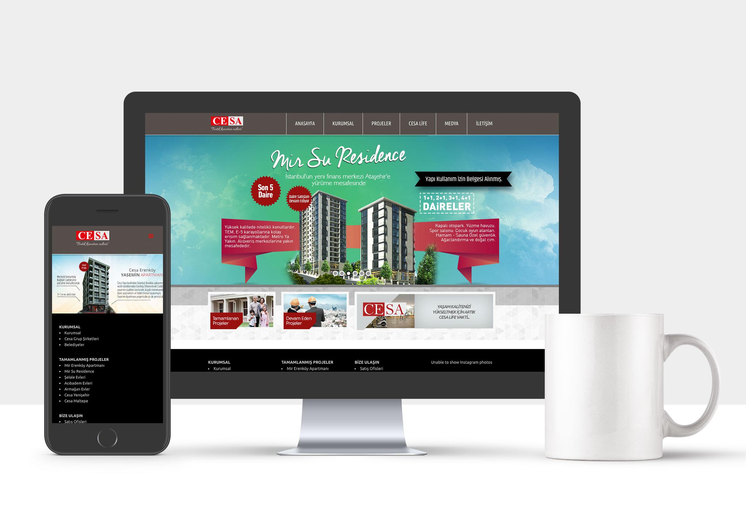 cesa-insaat-kurumsal-web-tasarim
