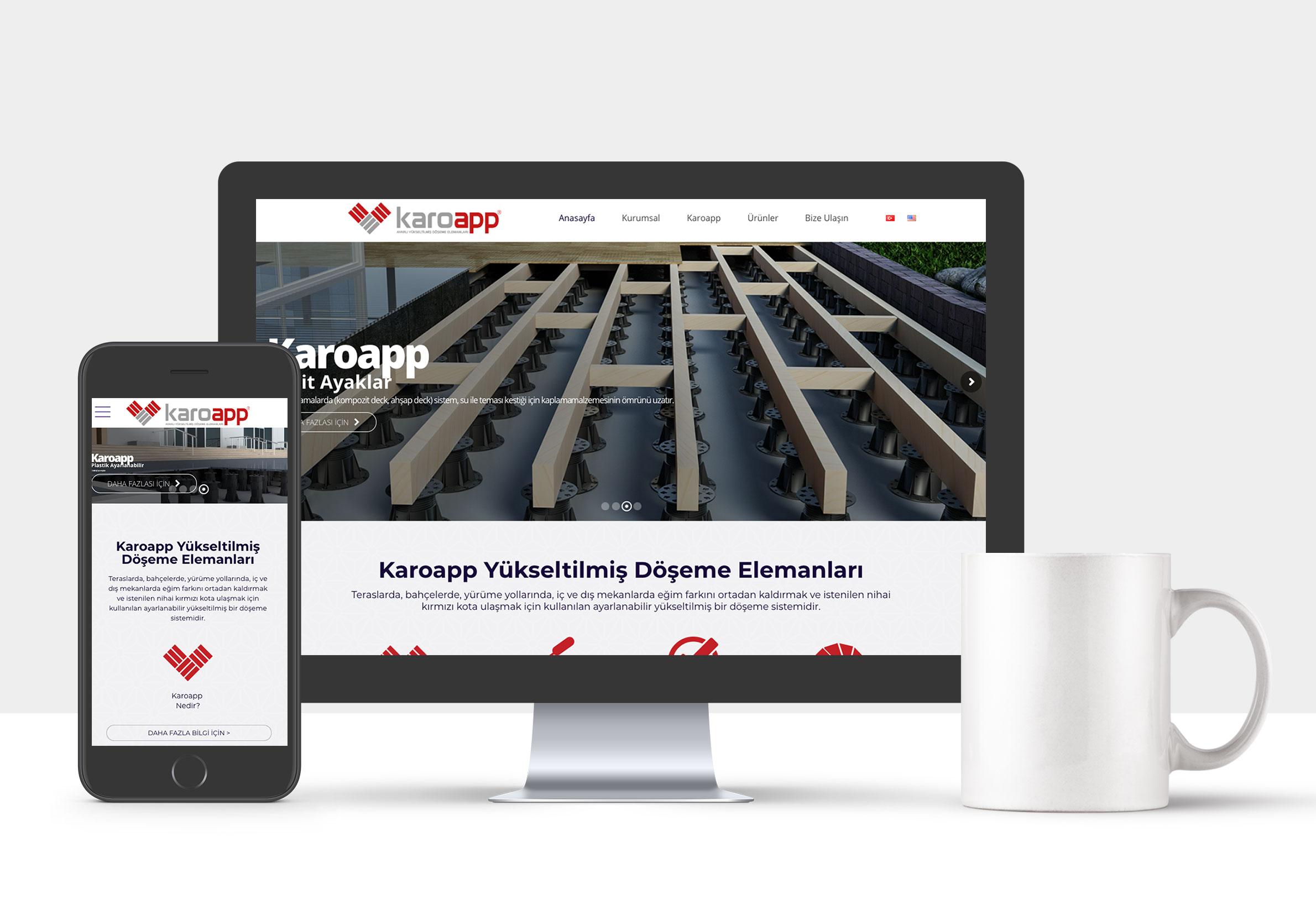 karoapp-kurumsal-web-tasarim